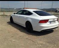 Shes Audi A7 benzin 2.8 esllajn mren vit 2012