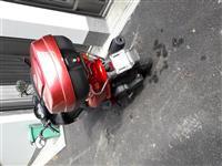 Skuter 125 cc