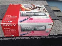SONY-Radio-cd mp3 50 x 4w per vetura