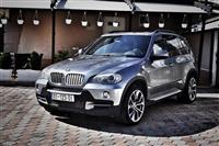Shes BMW X5 3.0 Panoram Dizel Viti 2008
