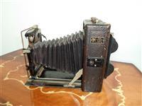 Fotoaparat antik i vitit 1920 COMPUR ,ROLLEX