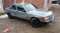 Shitet  Mercedesi  190