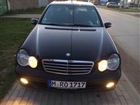 Mercedes C220 cklasik viti 2004 Facelift exstra