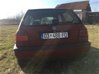GOLF 3 1.6 TURBO