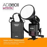 Godox WISTRO AD360 II TTL