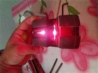 Laser i ardhur nga Gjermania