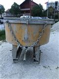 Shitet perzirsja e betonit e ardhur nga zvicrra