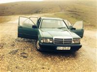 Mercedes dizel 190 urgjent me regjistrim