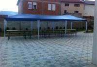 Tavolina dhe tenda me qera