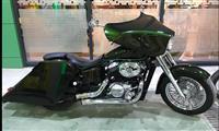 Shitet Honda Shadow VT 750cc
