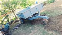 Rimorkio per traktor