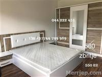 550 Euro Dhoma Gjumi kontakto viber +37744 799 989