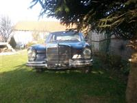 Old Timer Mercedess Benz
