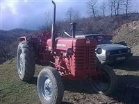 Traktor me 4 klipa