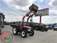 Traktor STEYR 8075 A -87 4X4