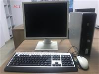 Shes 3 kompjutera dhe nje printer (all-in-one)