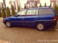 Opel astra plin -benzin