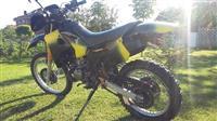 Yamaha motocros 125