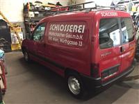 Shes  Peugeot Partner 2001