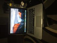 Llaptop mac book pro