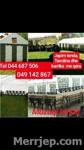 Tenda-tavolina-karrika---zërim-me-qera-044-687-506