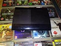 playstation 3 slim +16 lojrat gatis action