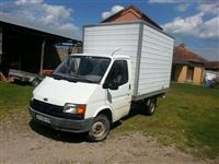 kamionet ford transit