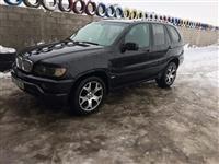 BMW X5 3.0D  RKS (NDRRIM I MUNDSHUM)