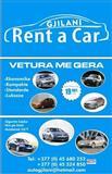 Gjilani Rent a Car, Vetura me Qera prej 19.90€
