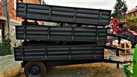 AGROFER-  RIMORKIO PER TRAKTOR 4T