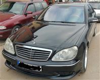 Mercedes s 400 AMG paket