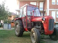 Traktor furkusan