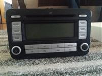 Radio per VW Golf V, Passat C3