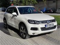 VW Touareg 3.0 TDI V6, 4motion