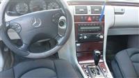 Mercedes benz E220 2002avangard ndrrim