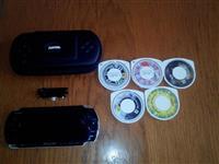PSP e zeze me kamer