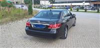 Shes veturen Mercedes E220