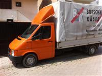 Kamijonete VW LT
