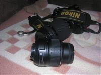 Nikon 3000D lens 70-300 dhe 18-55
