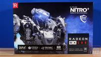 Sapphire RX580 NITRO+ (8GB, High End)