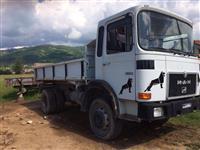Kamion Man kipper  /Mundsi ndrrimi