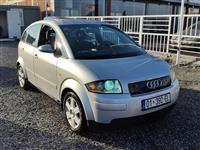 Audi a 2 1.4 benzin rks 8 muj