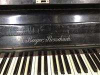 Piano B.Bieger, Rorschach.