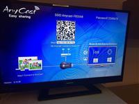 AnyCast mundesi shikimi prej telit ne tv