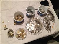 Shiten  10 kg monedhate shteteve te ndryshme te bo