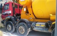 Betonpompe - impiant betoni- betonjerke