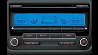 Radio RCD310 origjinale nga prodhuesi vw