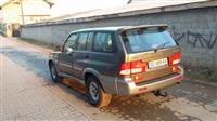 SsangYong - Daewoo  MUSSO 2,9 TD 2002 Automatic