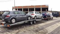 Bejm transportin e veturav prej evropes zvicres