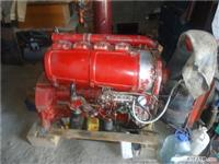 Motor i bagerit